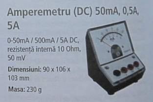 Ampermetru