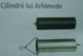 Clindrii lui Arhimede
