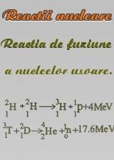 Fuziunea nucleara